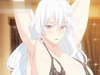 Sexy Anime Scene With A Busty Babe Getting Fucked