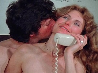 Hot stunning babes in Vintage porn movie