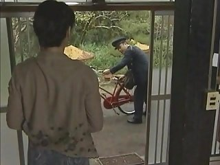 JPN Postman with an increment of housewife