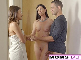 Step-Mom India Summer Throw a spanner into the works Fro Babyhood Boyfriend