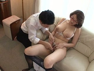 Staggering Hardcore Action there Big-busted Mature Japanese Mio Takahashi