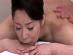 Wanton Asian MILF Gets The Wildest coupled with Hottest Kneading Forever